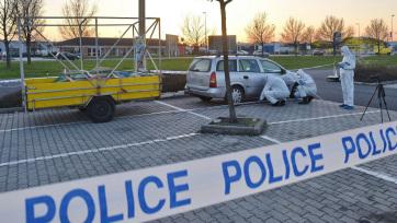 Nagybecskerek: Egy  holttestet találtak a parkolóban - A cikkhez tartozó kép