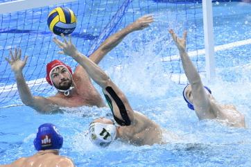 Férfi vízilabda BL: Varga Dénes remeklésével nyert a Ferencváros - A cikkhez tartozó kép