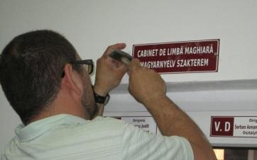 A magyar nyelvhasználatot népszerűsítő tájékoztató kampány indult Erdélyben - A cikkhez tartozó kép