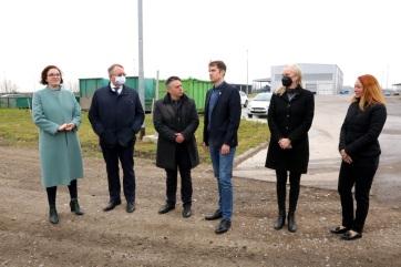 A Regionális Hulladéktárolónak úttörő szerepe lesz az energiafűz kísérleti telepítésében - A cikkhez tartozó kép