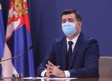 Đerlek: Bátorítóak az adatok, a vakcináció az ünnepek ideje alatt is folytatódik - A cikkhez tartozó kép