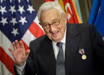 Kissinger szerint világpusztulással fenyeget Amerika és Kína közötti feszültség elmérgesedése - A cikkhez tartozó kép