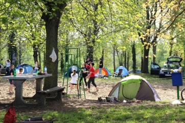 Topolya: Sokan keresték fel a tópartot és az egyéb kirándulóhelyeket - A cikkhez tartozó kép