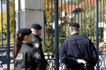 Tizennégy személyt tartóztattak le Horvátországban szerbellenes megnyilvánulások miatt - A cikkhez tartozó kép