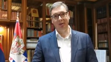 Vučić: Májusban mindenki megkapja az állami segélyt - A cikkhez tartozó kép