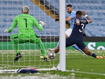 Labdarúgás BL: Döntős a Manchester City - A cikkhez tartozó kép