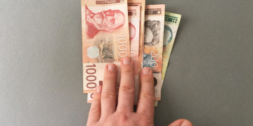 Ma kezdődik a 30 eurós állami támogatás kifizetése a nyugdíjasoknak - A cikkhez tartozó kép