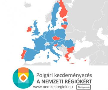 Éjfélkor lejár a nemzeti régiók védelmében indított kezdeményezés aláírásgyűjtése - A cikkhez tartozó kép