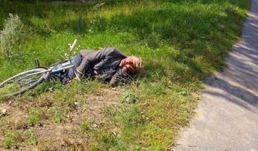 Egy ópazovai kerékpárost 3,02 ezrelék véralkoholszinttel csíptek el a rendőrök - A cikkhez tartozó kép