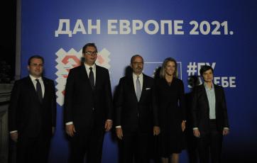 Vučić: Európát hazánknak tekintjük - A cikkhez tartozó kép