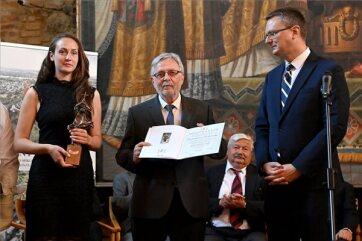 Szidiropulosz Archimédesz szociológus kapta a Szent István-díjat - A cikkhez tartozó kép