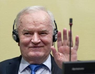 A hágai nemzetközi bíróság megerősítette Ratko Mladić életfogytig tartó szabadságvesztését - A cikkhez tartozó kép