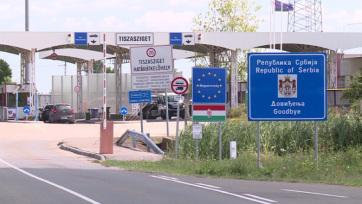 Újra megnyílik néhány átkelő a szerb-magyar határon - A cikkhez tartozó kép