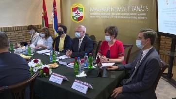 Nemzeti tanácsi és minisztériumi együttműködés az oktatás és művelődés területén - A cikkhez tartozó kép