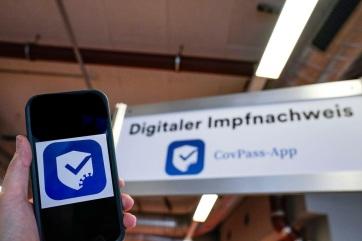 Bevezetik Németországban a digitális védettségi igazolást - A cikkhez tartozó kép
