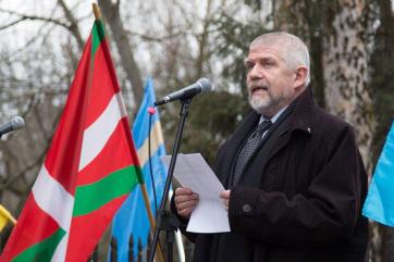 Tőkés-díjat kapott Izsák Balázs, a Székely Nemzeti Tanács elnöke - A cikkhez tartozó kép