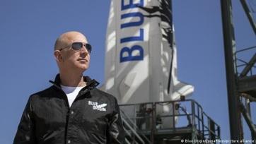 Egy licitáló 28 millió dollárt fizetett, hogy az űrbe utazhasson - A cikkhez tartozó kép