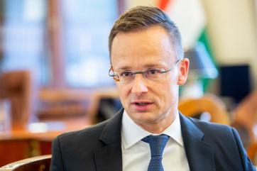 Szijjártó Péter: Magyarország jelentős szerepet vállal a NATO működésében - A cikkhez tartozó kép