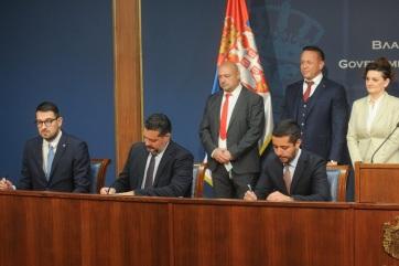 Aláírták a szabadka-horgosi vasút felújításáról szóló szerződést - A cikkhez tartozó kép