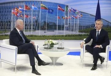 Biden a NATO-csúcson: Európa számíthat az Egyesült Államokra - A cikkhez tartozó kép