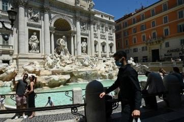 Olaszország több mint fele fehér zónába lépett át a korlátozások majdnem teljes feloldásával - A cikkhez tartozó kép