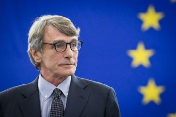 Sassoli: Az EU-nak szüksége lesz a legális migrációra a járvány utáni helyreállításhoz - A cikkhez tartozó kép