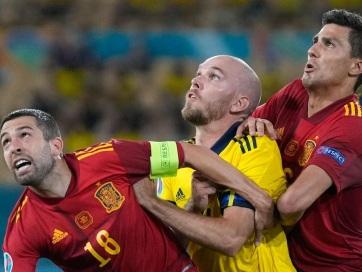 Euro 2020: Nem bírtak a spanyolok a svédekkel - A cikkhez tartozó kép