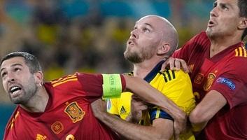 Euro 2020: Nem bírtak a spanyolok a svédekkel - illusztráció