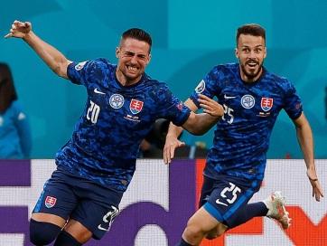 Euro 2020: Szlovák győzelem Lengyelország ellen - A cikkhez tartozó kép