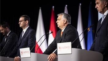 Orban: Zemlje Višegradske četvorke moraju biti među dobitnicima promena svetske privrede! - illusztráció