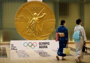Járvány az olimpián: Nő a fertőzöttek száma az olimpiai faluban - A cikkhez tartozó kép