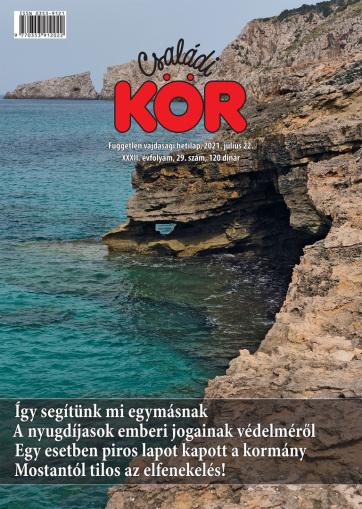 Családi Kör (2021. július 22.):  Egy esetben piros lapot kapott a kormány - A cikkhez tartozó kép