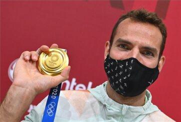 Tokió 2020: Szilágyi Áron aranyérmes, megvan az első magyar olimpiai arany! - A cikkhez tartozó kép
