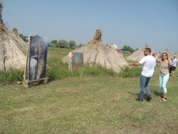 Szárnyak - rendhagyó tárlat a falu végén - A cikkhez tartozó kép