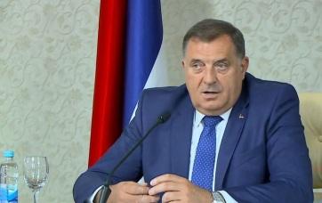 A boszniai szerb politikusok az országos döntéshozatal akadályozását jelentették be - A cikkhez tartozó kép
