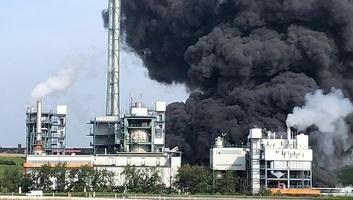 Hatalmas robbanás rázta meg Leverkusent - illusztráció