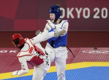 Tokió 2020: Milica Mandić döntős taekwondóban - A cikkhez tartozó kép