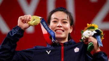 Tokió 2020: Óriási fölénnyel tajvani aranyérem női súlyemelésben - A cikkhez tartozó kép