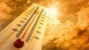 A RHMZ figyelmeztet: Az elkövetkező négy napban pokoli hőség várható - A cikkhez tartozó kép