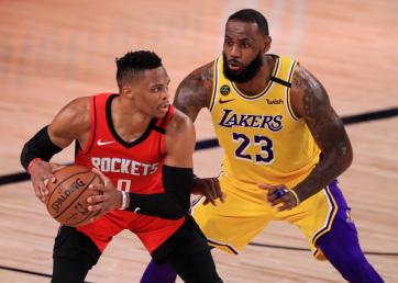 Világsztár kosárlabdázót igazolt LeBron James mellé a Los Angeles Lakers - A cikkhez tartozó kép