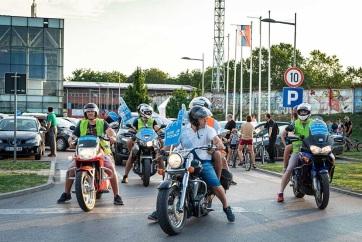 Tiltakozás Nagybecskereken: Hol a víz? - A cikkhez tartozó kép