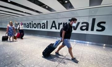 A nem Nagy-Britanniában beoltott EU-állampolgárok is beutazhatnak Angliába karanténkötelezettség nélkül - A cikkhez tartozó kép