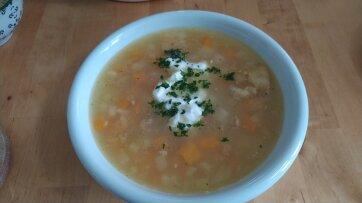 Finom leves - A cikkhez tartozó kép