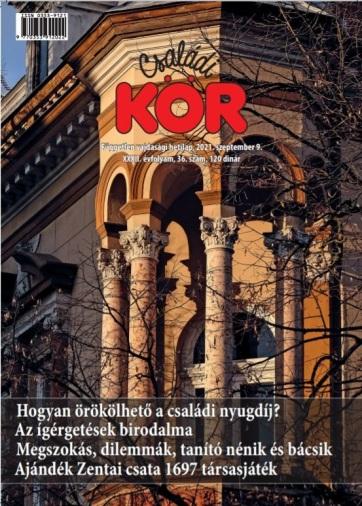 Családi Kör (2021. szeptember 9.): Továbbra sem tudjuk, az őseink maradnak-e még a szerbek - A cikkhez tartozó kép