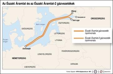 Befejeződött az Északi Áramlat-2 csővezeték építése - A cikkhez tartozó kép
