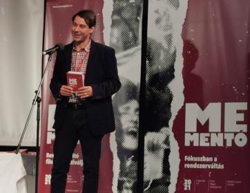 Zenta: Díjkiosztó gála a Mementó filmfesztiválon - A cikkhez tartozó kép