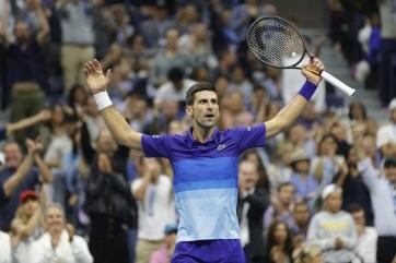 US Open: Novak Đoković döntős - A cikkhez tartozó kép