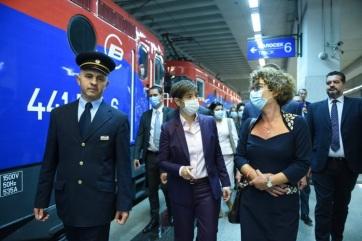Brnabić: Hatmilliárd euró a vasútépítésre - A cikkhez tartozó kép
