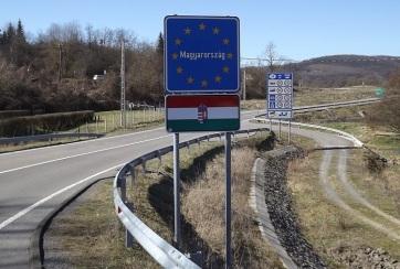 Több mint ezerszáz határsértő ellen intézkedtek a magyar rendőrök a hétvégén - A cikkhez tartozó kép