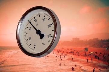 Megduplázódott az 50 fokos meleget elérő napok száma a 80-as évek óta - A cikkhez tartozó kép
